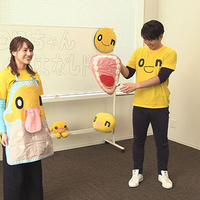 【YouTubeで公開中】 福田アナ&福永アナのonちゃんおはなし隊
