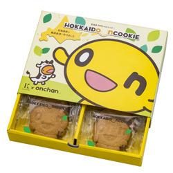 【好評発売中】onちゃん型のクッキー♪