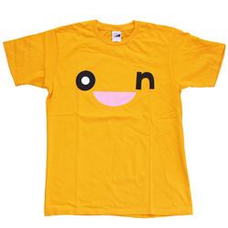 あのTシャツが復活!2月の新商品【onちゃん】