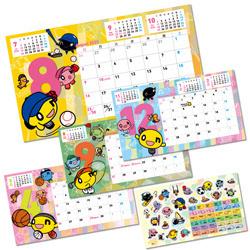毎年恒例の卓上カレンダー☆10月の新商品