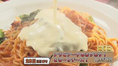 スパゲティの店チロリン村おすすめランキング
