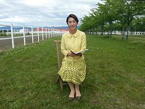 2014/02/06掲載「祖母の縫った服」<br />大田夢(当時28歳・主婦)=室蘭市