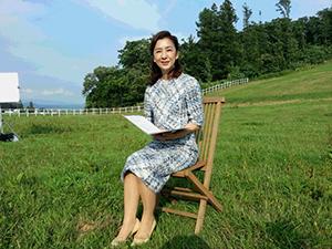 2015年3月3日掲載「おひなさま」滝沢鈴(88歳)=函館市