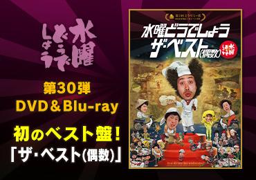 水曜どうでしょう第30弾(DVD・Blu-ray)