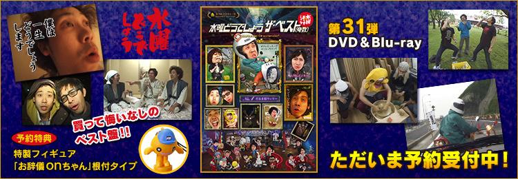 水曜どうでしょう第31弾(DVD・Blu-ray)