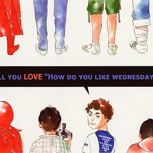 漫画家さんが描く水曜どうでしょうの世界展